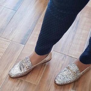 Sam Edelman Glitter Loafers